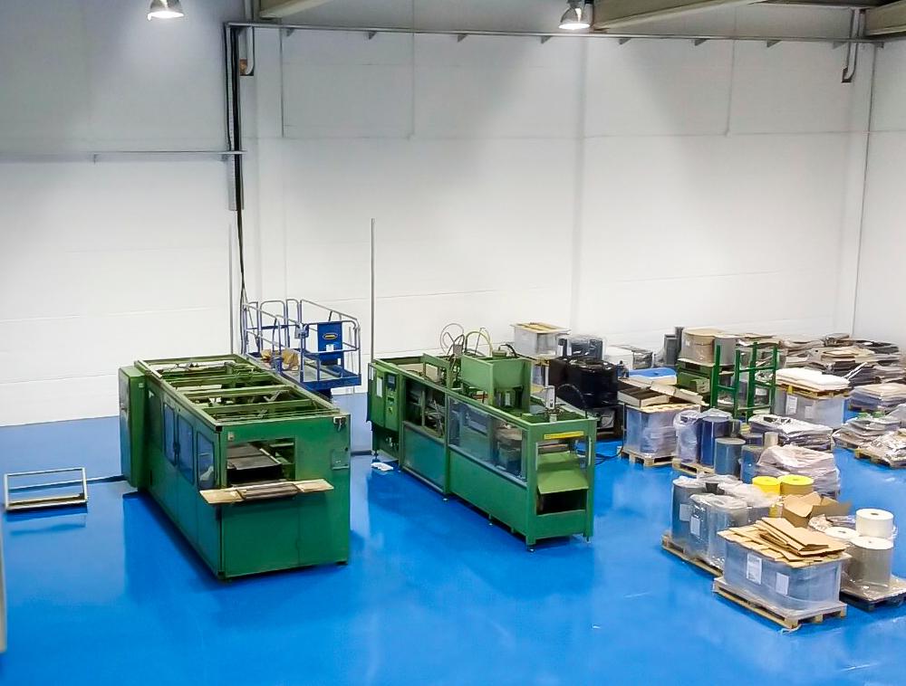 Fabricante de envases termoformados y blísters