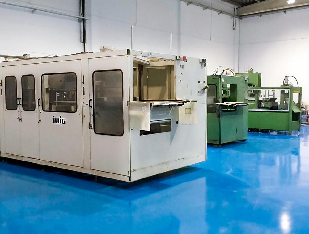 Fabricantes de blísters y productos termoformados