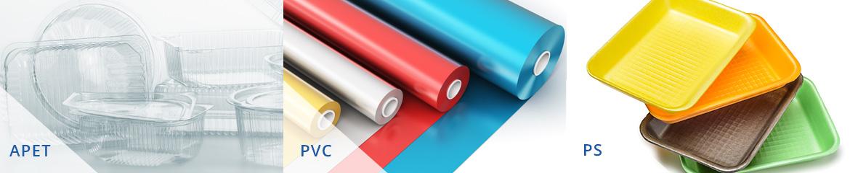 Materiales para la fabricación de envases termoformados y blísters