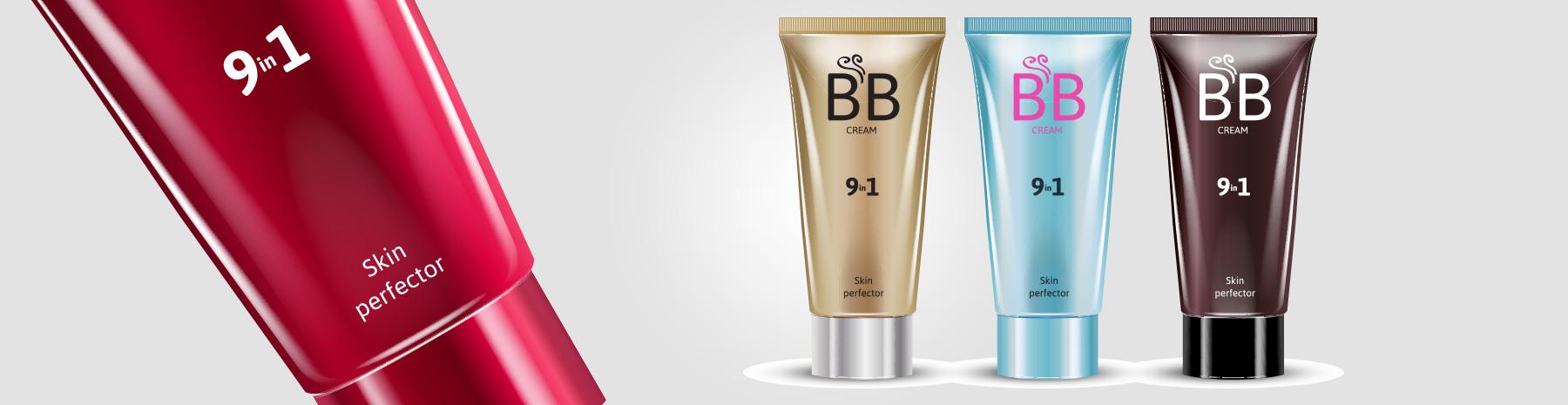 Envases termoformados para productos de cosmetica